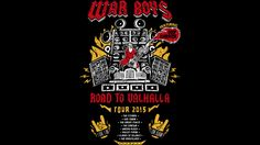 Shop Road to Valhalla Tour by Olipop available as a T Shirt, Art Print, Phone Case, Tank Top, Crew Neck, Pullover, Zip.