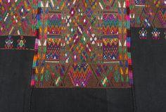 Huipil Estilo Maya - Guatemala -