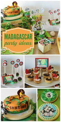 75 Mejores Imágenes De Madagascar Cumple Madagascar
