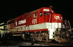 RailPictures.Net Photo: RJC 7697 R.J. Corman Railroads EMD GP38 at Clearfield, Pennsylvania by BurghMan
