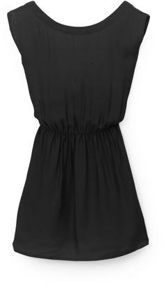 V-back Dress by Steve Alan