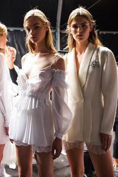 forlikeminded: Francesco Scognamiglio | Milan Fashion Week | Spring 2017