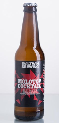 Review: Evil Twin Brewing Molotov Cocktail | Craft Beer & Brewing Magazine