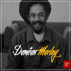 Blessed earthstrong Damian Marley! #reggaelizeit Damian Marley, Bob Marley, Marley Brothers, Famous Legends, Cockatiel, Reggae, Jazz, The Past, Blessed