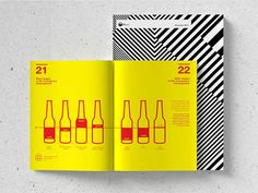 20 Annual Report Designs that Crush the Stereotype - Hongkiat