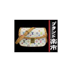 Louis #vuitton Monogram Multicolore Shoulder Bag M92661