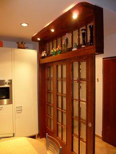 1000 images about porte interne artigianali on pinterest - Sopraluce porta ...