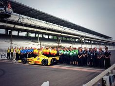So happy for Andretti Autosport