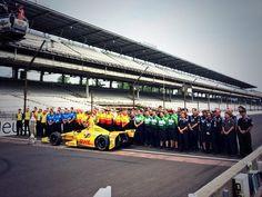 So happy for Andretti Autosport