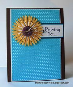 Stampin' Up! Praying for You card