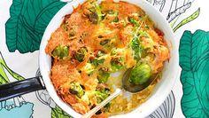 Quiche, Cauliflower, Baking, Vegetables, Breakfast, Food, Morning Coffee, Cauliflowers, Bakken