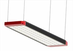 """Luminária de LED, Highbay Square Unique"""" da ONNO. Pode ser fabricada de 50 a 400 W de potência. Ideal para uso em galpões industriais e outras aplicações. Varias possibilidades de fixação. Extremamente robusta. Possibilidade de cartão BNDES por ser 100% nacional. Fabricada pela Varixx que está a mais de 40 anos no mercado de equipamentos eletrônicos. Consulte nosso site ONNOLED.com.br   Iluminação LED é sinônimo de eficiência energética e economia para o seu negócio."""
