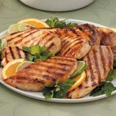 Jalapeno-Lime Marinated Chicken