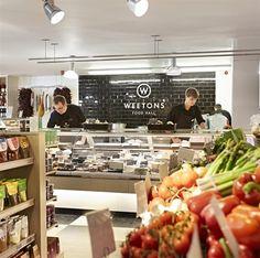 Weetons food hall