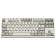307c3b36c98 Leopold FC750R PD Mechanical Keyboard Cherry MX Silent Red Double Shot PBT  White | eBay Double