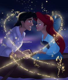 "Ariel and Eric Valentine 2011 ~ Pino Ieno aka ""nippy13"""