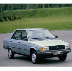 ¿Te acuerdas del #Renault9? Fue elaborado en 1989 fue el primer vehículo en usar un motor #Renault en posición transversal, lo que dio lugar a utilizar cajas de cambio JB que todavía equipan el Twingo 2 #RenaultRetro. Img. Inspiración #Pinterest