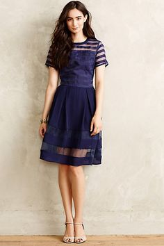 Etienne Dress - anthropologie