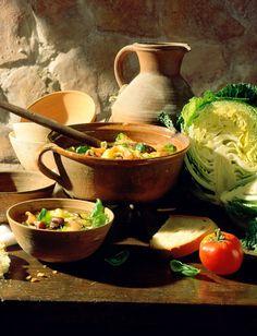 Deftige Gemüsesuppe - smarter - Zeit: 1 Std. 15 Min. | eatsmarter.de