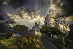 Sacre Coeur by Martine Guay on 500px