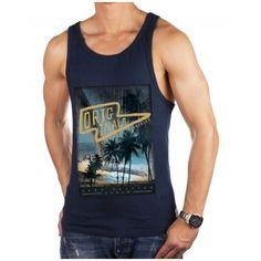Jack-Jones-Herren-Tank-Top-jorKLOVN-Shirt-Print-Armellos-Oversize-1418