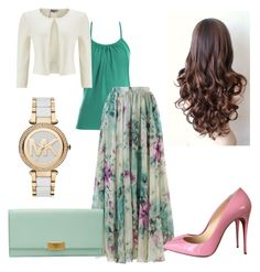 This look is so sophisticated and very elegant!