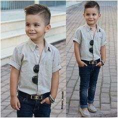 10 Photos for People Who Dressing Kids Like Adults in an Awesome Trend EveSteps Kids Hairstyles Boys, Boy Haircuts Short, Cool Boys Haircuts, Baby Boy Hairstyles, Toddler Boy Haircuts, Little Boy Haircuts, Haircut Styles For Boys, Biy Haircuts, Boy Fashion