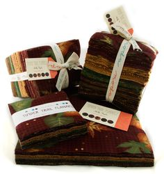 Timber Trail Flannels  Yummy fall/winter colors