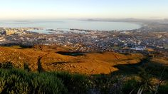 Table Bay from the King's Blockhouse 🔭 Virgin Atlantic, Cheap Flights, Car Rental, Cape Town, Mountain Biking, Grand Canyon, Cruise, Africa, City