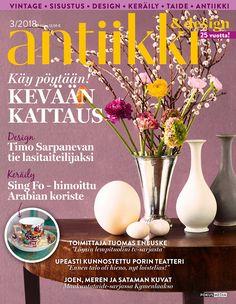 Antiikki & Design 3/2018. Kuva Pia Inberg.