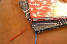 DIY: Hardcover Notebook