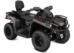 ATV Can-Am  Bombardier Can-Am Outlander MAX XT 570 '17