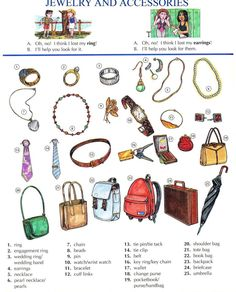 La ropa en español vocabulario - Imagui