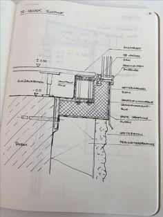 ar.de_16 #PR-Fassade #steel #Stahl #glas #architecture #Architektur #architecturesketch #sketch #Skizze #art #archidaily #ideas #design #instadaily #detailsmagazine #insulation #detail #drawing #draw #moleskine #sketchbook #pen #detail #detailsmagazine #detailarchitecture #bau