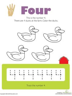 Your child can practice counting and writing numbers with these FREE printable coloring activity sheets. http://www.parents.com/toddlers-preschoolers/printables/coloring-pages/printable-numbers-worksheets/?socsrc=pmmpin130410cpNumbers