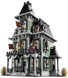 Lego haunted house, its awesome!