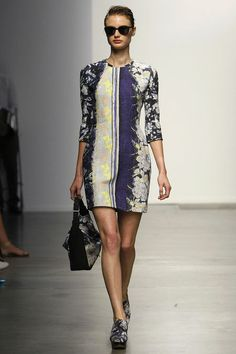 A departure from typical Rachel Comey...but absolutely love it. S/S 13.