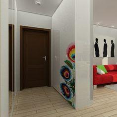 Zdjęcie: mieszkanko w stylu folk