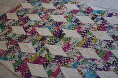 Pretty quilt!