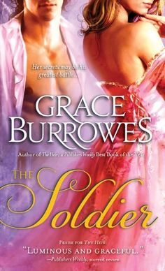 Cora would save: The Soldier (The Duke's Obsession) by Grace Burrowes (http://www.amazon.com/gp/product/B004XOZ9EG/ref=as_li_ss_tl?ie=UTF8=1789=390957=B004XOZ9EG=as2=thechejacspe-20)