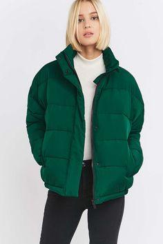 Light Before Dark Cropped Puffer Jacket