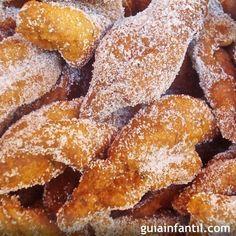 Sweet Recipes, Snack Recipes, Dessert Recipes, Snacks, Spanish Dishes, Spanish Food, Spanish Recipes, No Egg Desserts, Authentic Mexican Recipes
