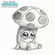Mushroom suit!