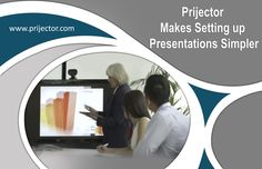 Prijector Makes Setting up Presentations Simpler,All-In-One Conference room setup,Skype video conferencing #conferencing #presentations #video #OS #meetings #skype #classrooms #laptop #pc #HD #BYOD #wireless #HDMI www.prijector.com