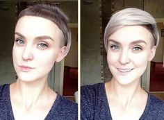 What do you think of this hidden ultra short fringe?