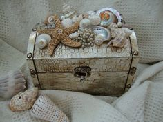 Treasure Box of the Sea $70.00