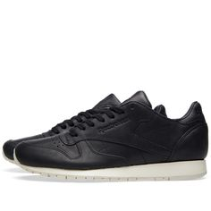 Reebok x Horween Leather Co. Classic Leather Lux (Black)