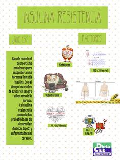 Que es la insulino resistencia