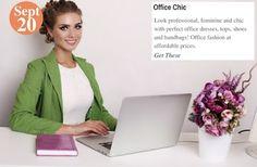 Work It Office Chic: www.teelieturner.com  #fashion