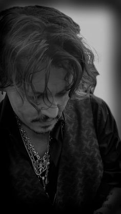 The wonder of Johnny Depp #wearewithyoujohnnydepp♛ — omgjackiesparrow: Angel